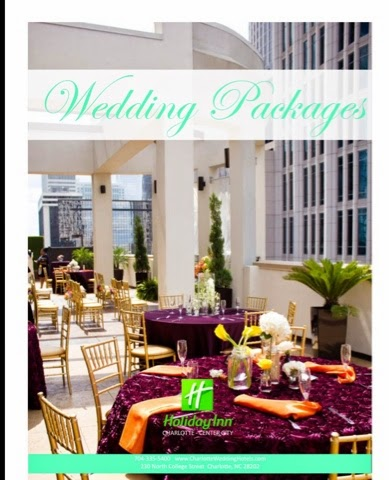 Holiday Inn Center City Offers Uptown Chic Weddings
