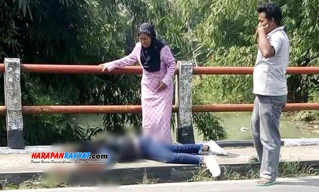 Kecelakaan Maut di Banjarsari Ciamis, Ternyata Usai Bersilaturahmi ke Kerabatnya