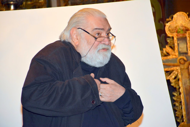 Sorin Dumitrescu la Sf. Silvestru despre Inviere 033