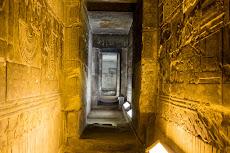 Crypt in Hathor temple