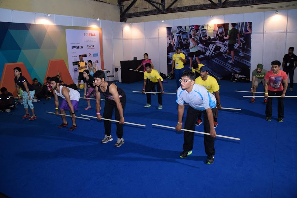 Body Life Expo - Bombay Exhibition Centre - 11
