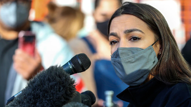 AOC Sounds Off On Border Crisis, Gives Biden A Pass; Blames 'Imperialism,' 'Climate,' 'Trade'