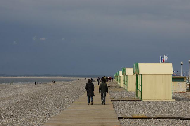 Cayeux-sur-Mer (Somme), 8 mai 2010. Photo : J.-M. Gayman