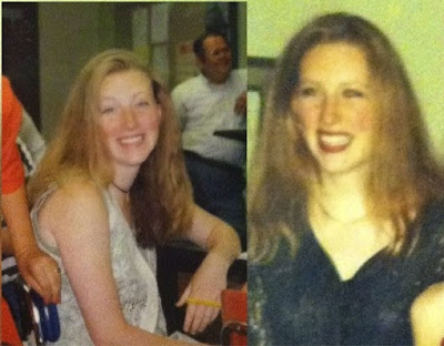 Bridget Eileen in 9th and 10th grade