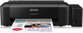 download Epson L110 printer's driver