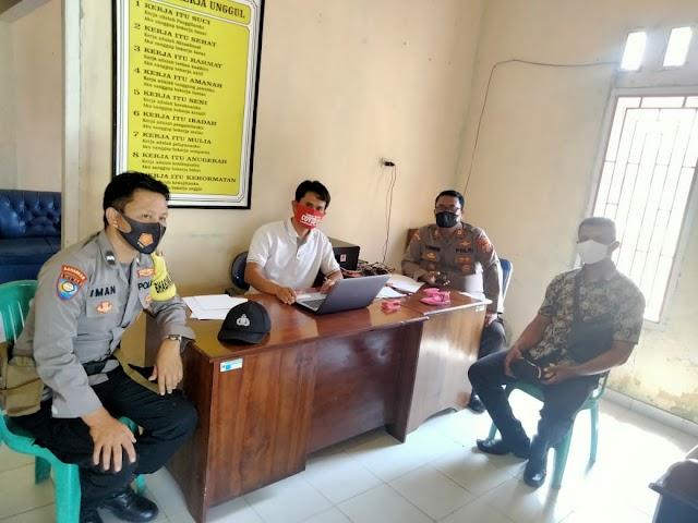 Polres Lampung Timur Sosialisasi tentang Zona Integritas (ZI) Menuju WBK dan WBBM