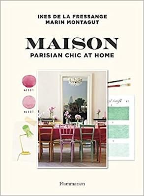 Parisian chic decor book