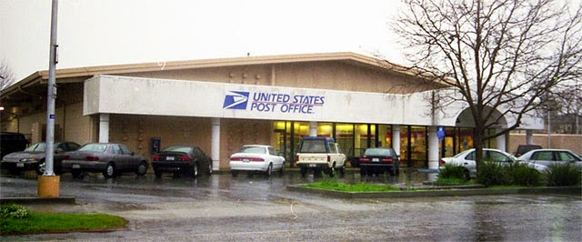 Old East Santa Cruz post office