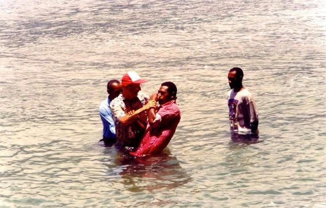 Wanjin-Baptize
