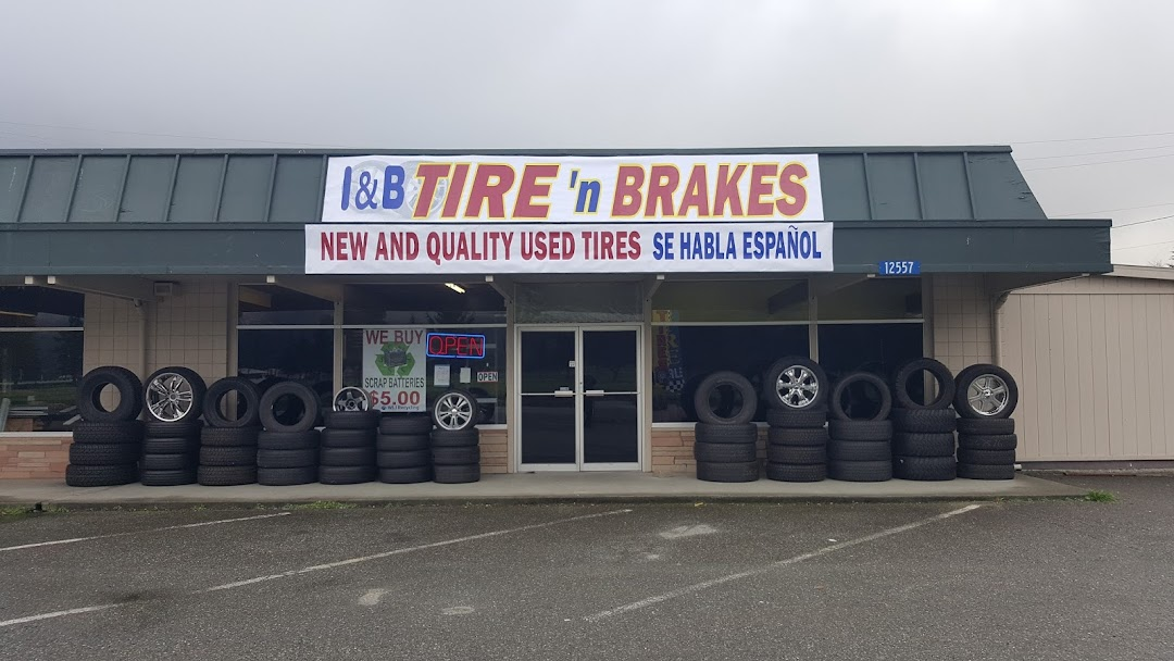I B Tires And Brakes Used Tire Shop In Anacortes