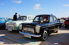 Pair of Ford Prefects