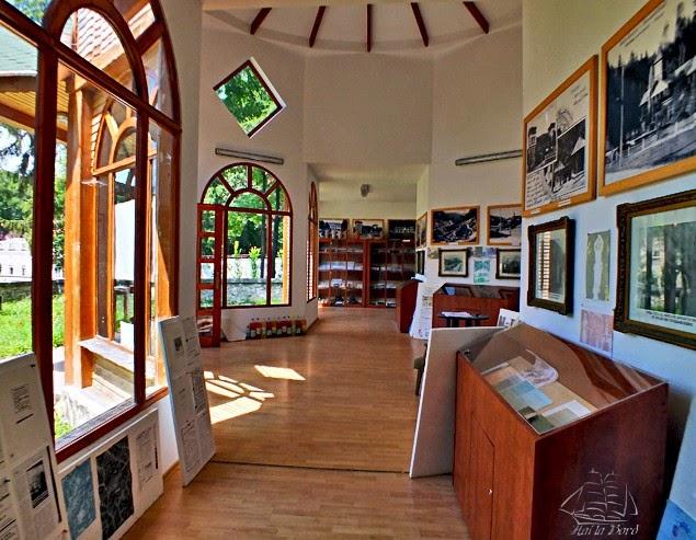 muzeul apelor minerale borsec