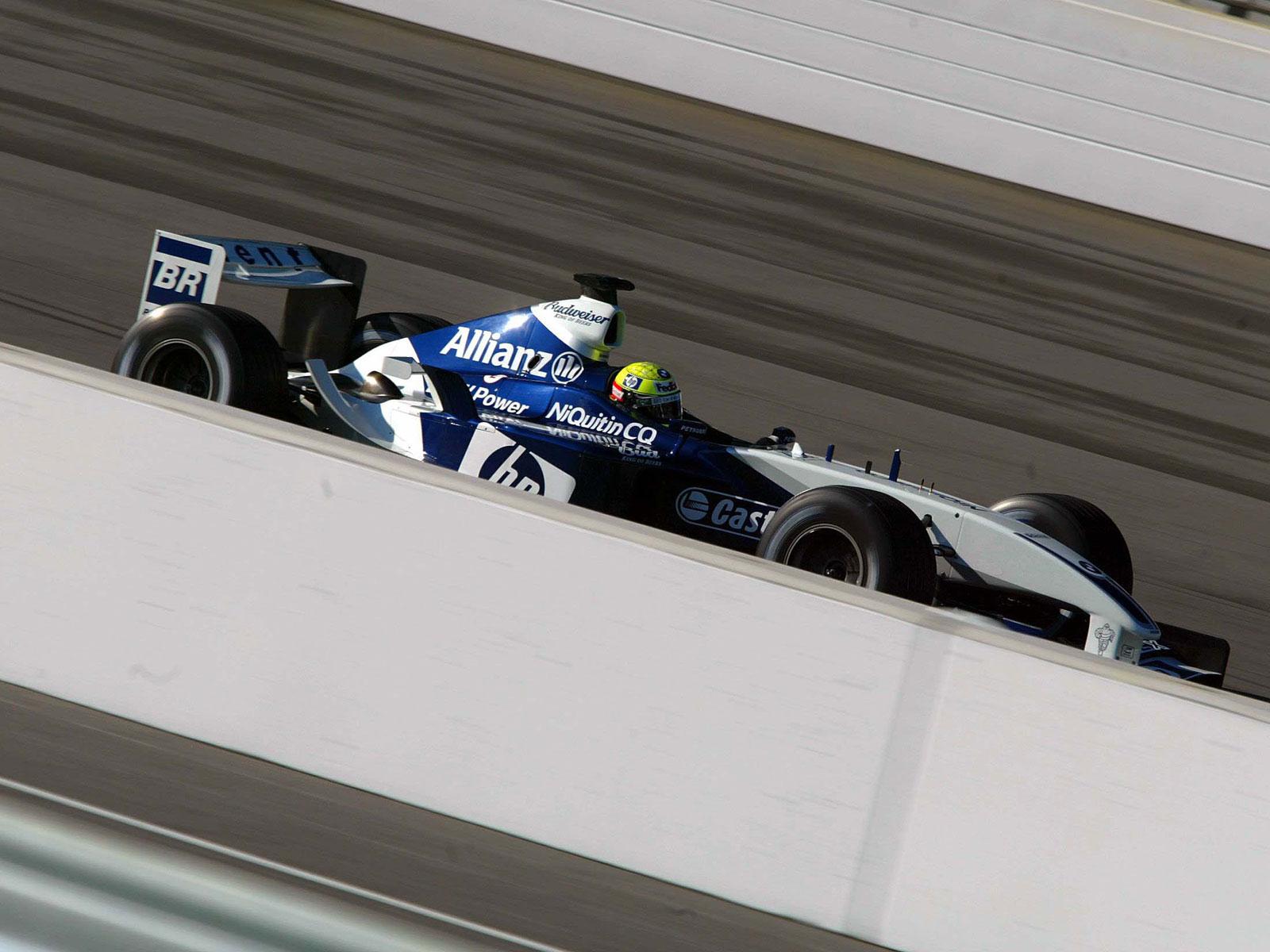 HD Wallpapers 2003 Formula 1 Grand Prix of USA  F1 Fansite