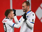 STVV-Club Brugge: 1-2