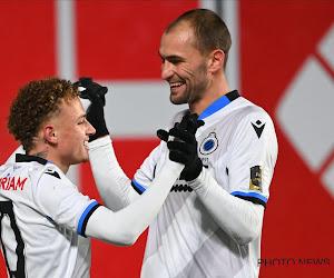 Club Brugge maakt het zichzelf moeilijk, maar gaat met de zege aan de haal bij STVV
