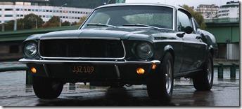 Ford Mustang GT390 Bullitt