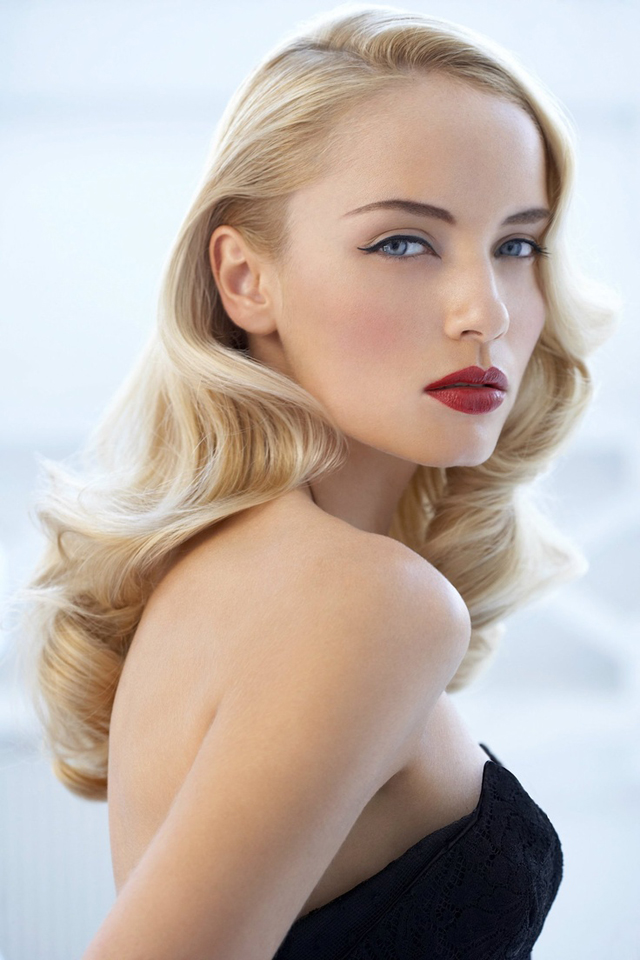 +10 Vintage Wedding Hairstyles For Women's 1