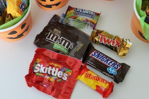 halloween candies at walmart
