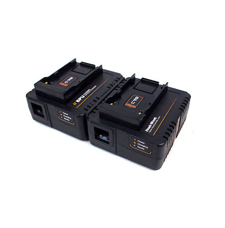 BPU 2-Channel Fast Charger (16.8V) - 3A