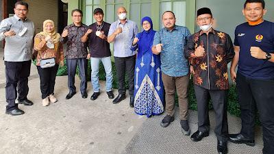 Plt Bupati sambut kepulangan peraih medali emas PON Papua