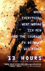 13 Hours Poster