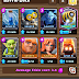 Deck Clash Royale Sparky: Push Trophy to Arena 8