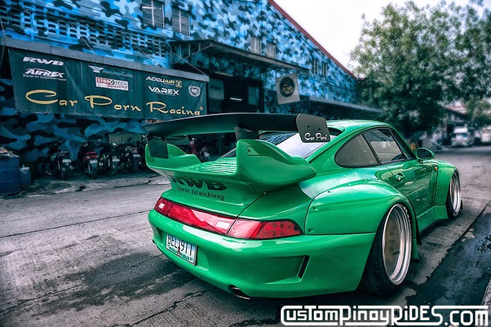 RWB Manila Porsche Menage A Trois Custom Pinoy Rides Car Photography Manila Philippines Philip Aragones pic1