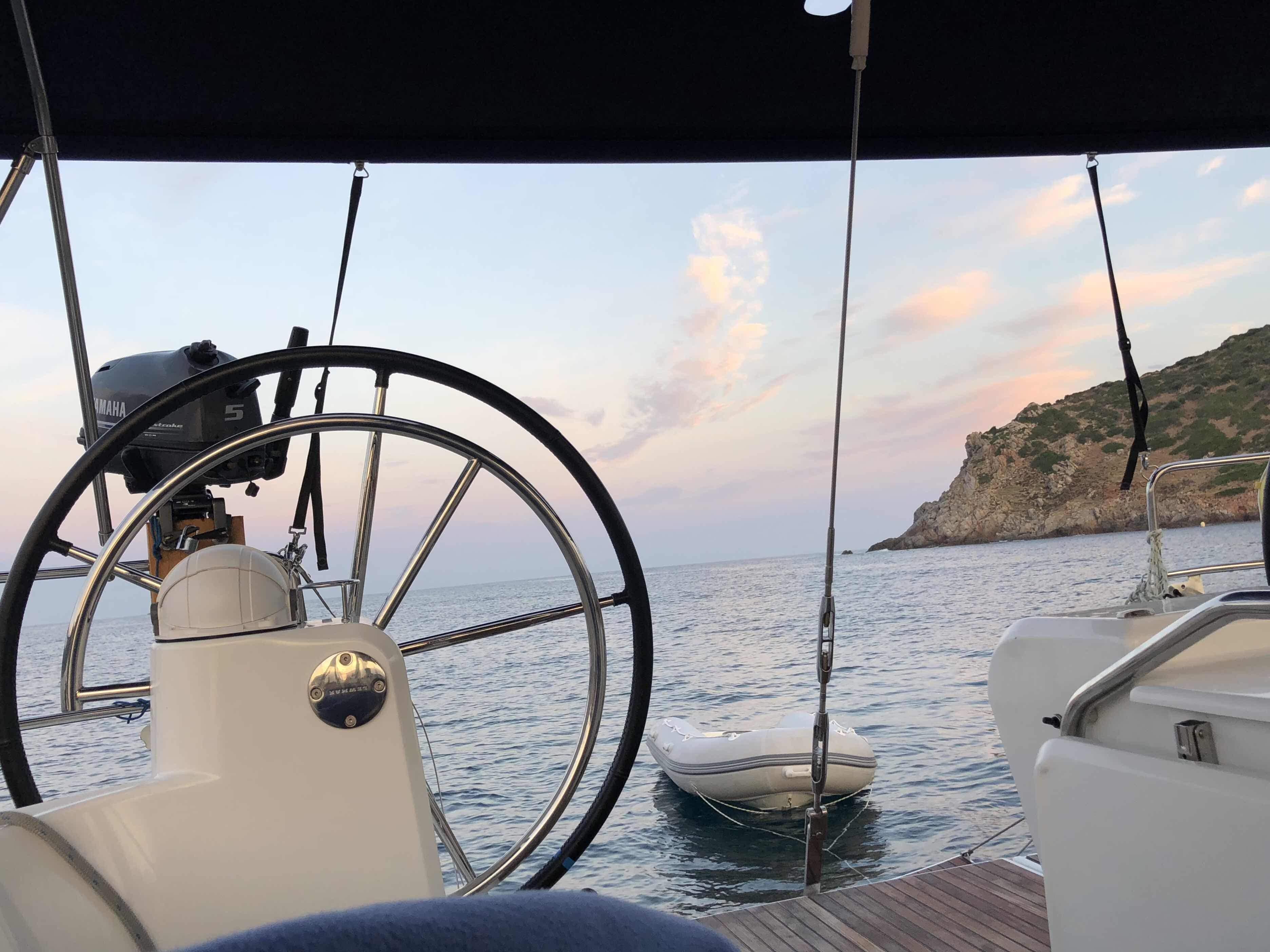 Démarrage sur ajaccio - corsica trip