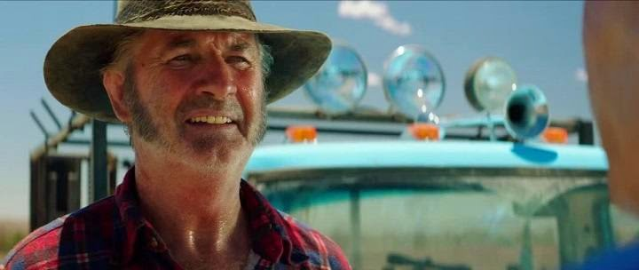 Screen Shot Of Hollywood Movie Wolf Creek 2 (2013) In Hindi English Full Movie Free Download And Watch Online at Alldownloads4u.Com