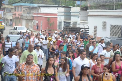 Parranda del Carmen 2015