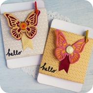 33- bookmark card-segnalibri-sizzix plus starter kit-farfalle