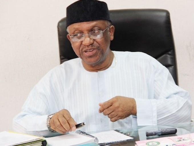 Nigeria might soon exit second wave of Coronavirus - Minister of Health, Ehanire Osagie