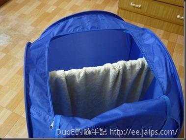 Air-O-Dry 可攜式烘乾機罩-烘衣