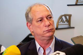 PF abre inquérito para investigar Ciro Gomes sob a suspeita de crime contra a honra de Bolsonaro