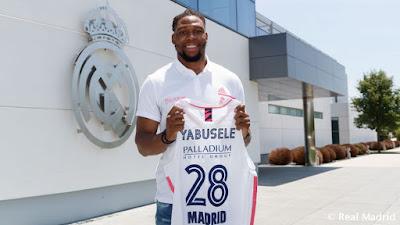Yabusele, nuevo jugador del Real Madrid