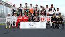 All drivers that started the 2012 F1 Season in Australia