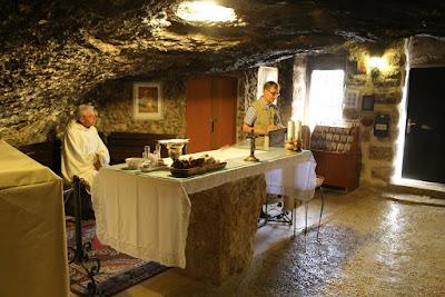 01-Messe grotte champ des bergers à Bethleem