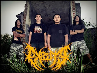 Execute Photo Wallpaper Band Death Metal Cimahi Bandung