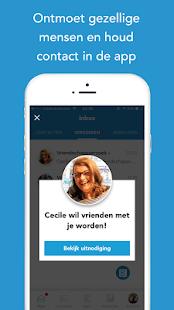 Klup, de social app voor 50-plussers - náhled