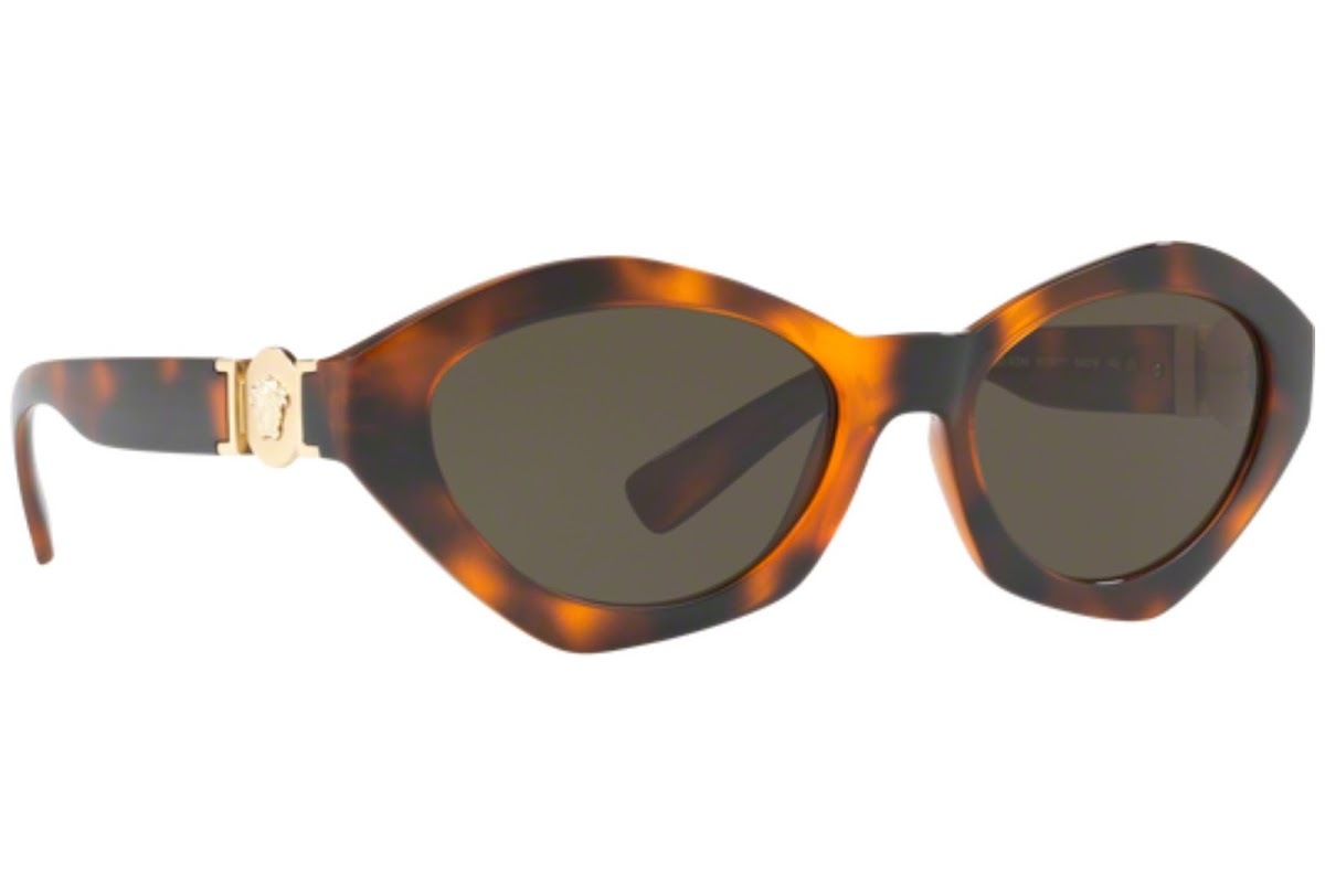 Buy VERSACE 4334 5418 511971 Sunglasses | opticasalasonline com