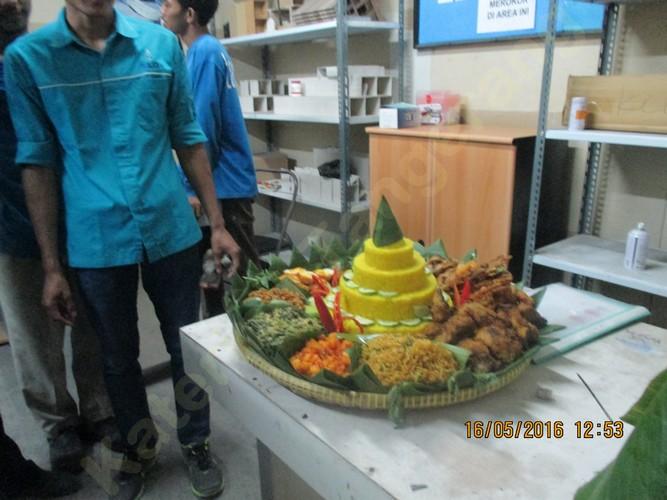 Katering di Cikande, Serang