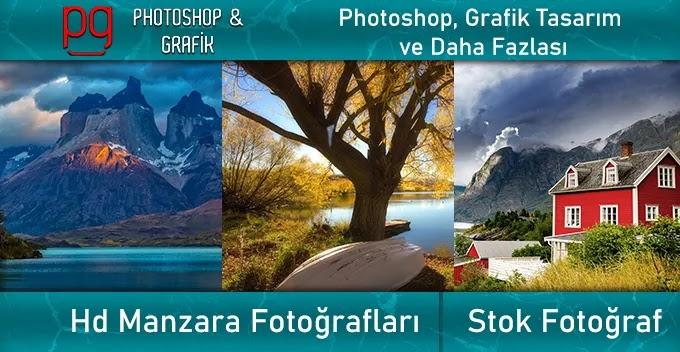 Manzara Fotoğrafları İndir - Landscape Photos