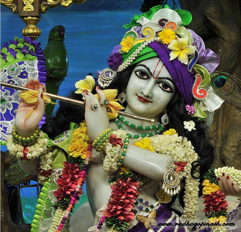 ISKCON Chowpatty Deity Darshan 08 April 2016 (12)