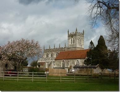 1 wootton wawen saxon church