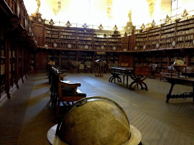 Biblioteca Salamanca