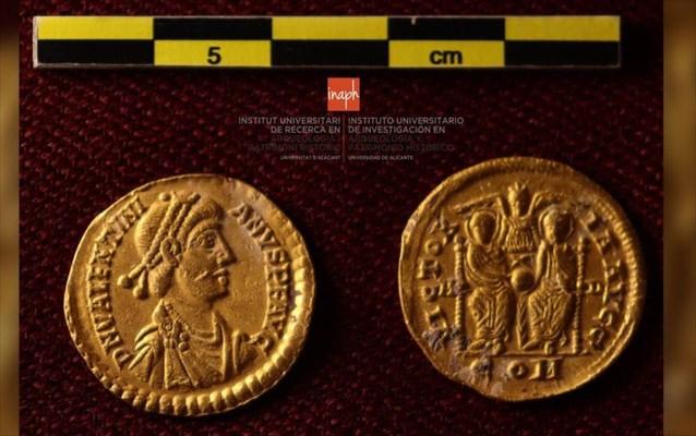 Στις στον βυθό των ακτών της Ιβηρικής βρέθηκαν νομίσματα της Δυτικής και Ανατολικής Ρωμαϊκής Αυτοκρατορίας