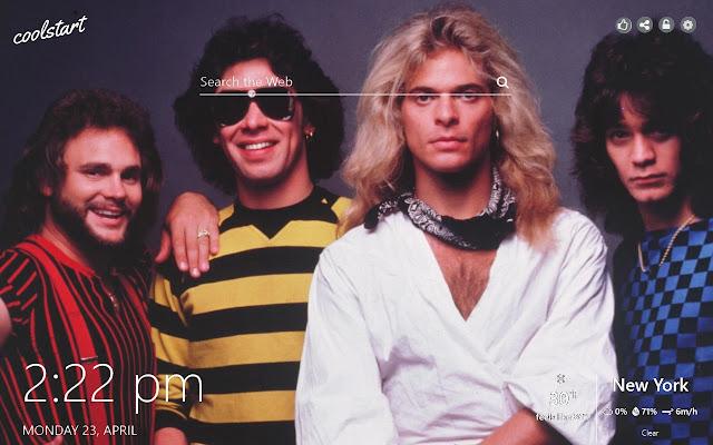 Van Halen HD Wallpapers Rock Music Theme