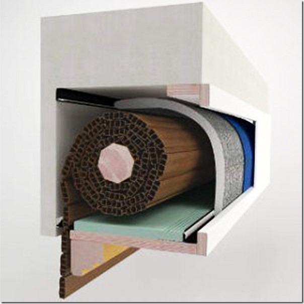 Coibentare i cassonetti per un benessere termico