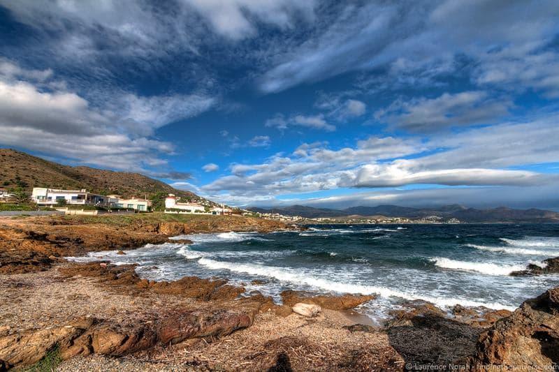 Costa brava coastline - scaled