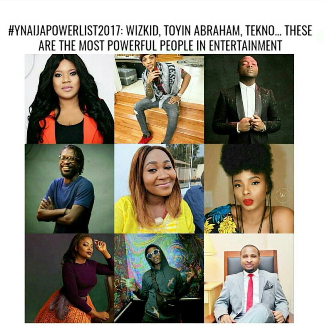 Toyin Abraham Reveals Most Powerful People In Nigeria